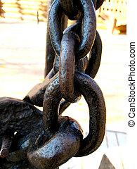 Anchor chain