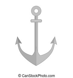 anchor nautical symbol