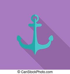 Anchor single icon.