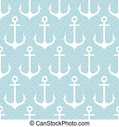 anchors., パターン, seamless