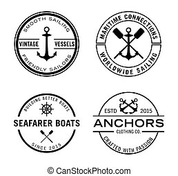 Anchors label