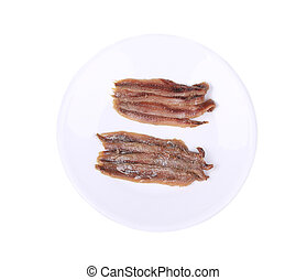 Anchovies..