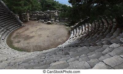 ancien, amphithéâtre