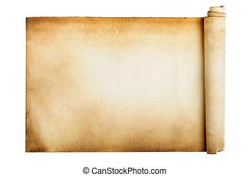 ancien, manuscrit
