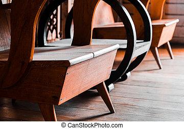 ancien, meubles