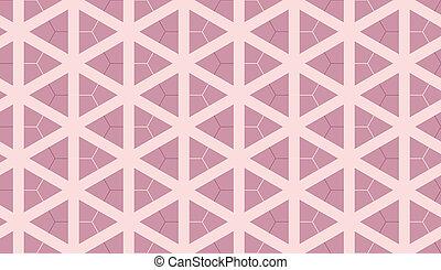 ancien, tissu, repeat., modèle, ornement, seamless, fond, ethnique, géométrique, style., mosaïque, print.