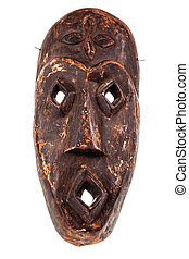 ancient african mask