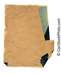 ancient aged paper background
