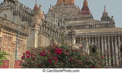Ananda Temple - Ancient Ananda Temple in Bagan, Myanmar.