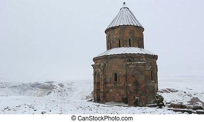 Ancient Ani at Turkey