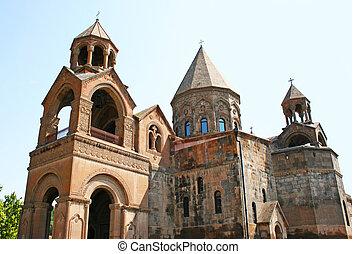 Ancient Apostolic church in Armenia
