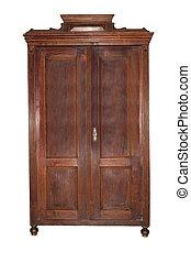 Ancient chiffonier. chiffonier 1600-1700. A museum piece ...