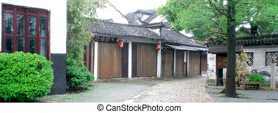 Ancient Chinese Houses