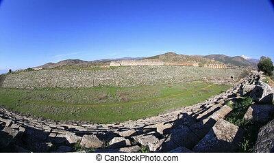 ancient city of Afrodisias 1 - Afrodisias Ancient City at...