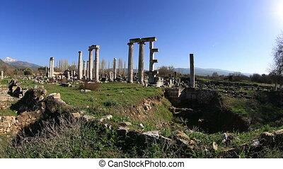 ancient city of Afrodisias 3 - Afrodisias Ancient City at...