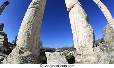 ancient city of Afrodisias 4 - Afrodisias Ancient City at...