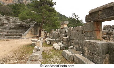 ancient city of Arycanda 10 - 5th or 6th century BC Ancient...