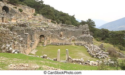 ancient city of Arycanda 14 - 5th or 6th century BC Ancient...