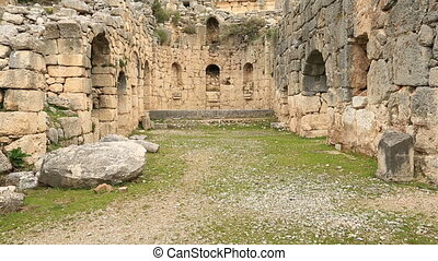 ancient city of Arycanda 2 - 5th or 6th century BC Ancient...