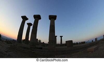 ancient city of Assos