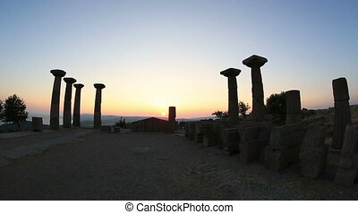 ancient city of Assos