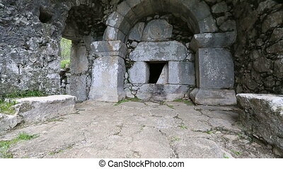 ancient city of Olympos 5 - 2nd century BC Ancient Olympos...