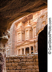 Ancient city of Petra
