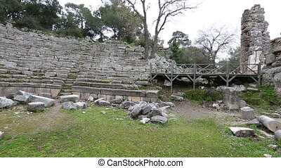 ancient city of Phaselis 2
