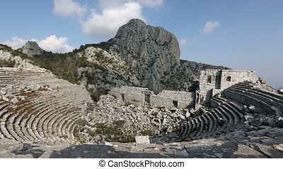 ancient city of Termessos - 4th century BC Ancient Termessos...