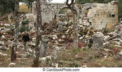 Ancient city of Termessos