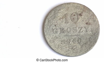 Ancient coins.  - Ancient coins. Poland
