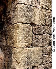 Ancient Corner Stones
