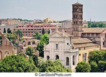 Ancient Edifices