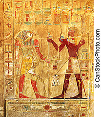 ancient egypt color images