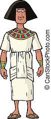 Ancient Egyptian nobleman