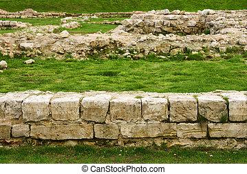 ancient foundation