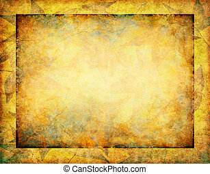 Ancient Frame Background