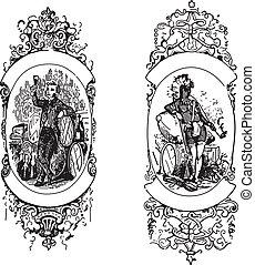 Ancient frames