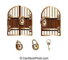 Ancient gate set
