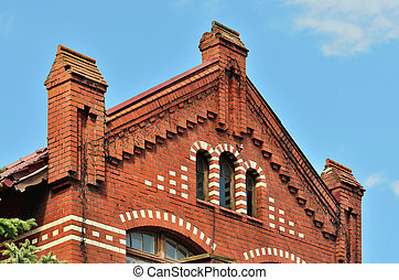 Ancient German building