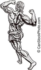 Ancient Greek or Roman Strong Man