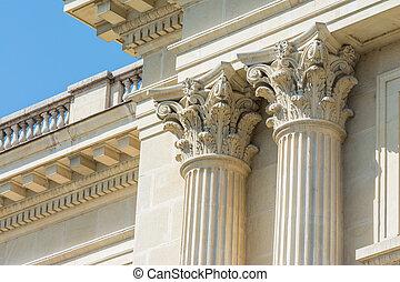 Ancient Greek Temple Architecture
