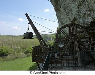 Ancient history - france La Roque Sant-Christophe