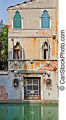 Ancient house in Venice
