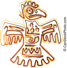 Ancient icon illustration - Ancient icon. Vector...