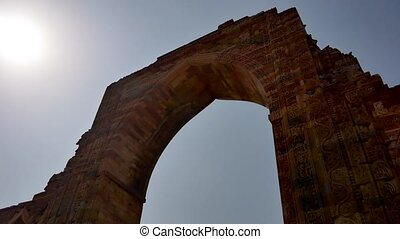 Ancient indian ruins - Ancient ruins, located in Infdia