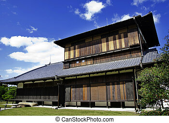 Ancient japanese architecture