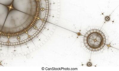 Ancient nautical instrument, compas