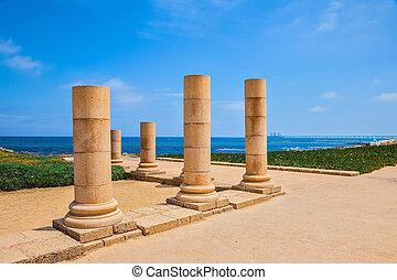 Ancient Roman period on Mediterranean coast