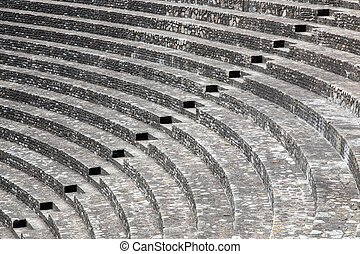 Ancient roman theater of Fourviere